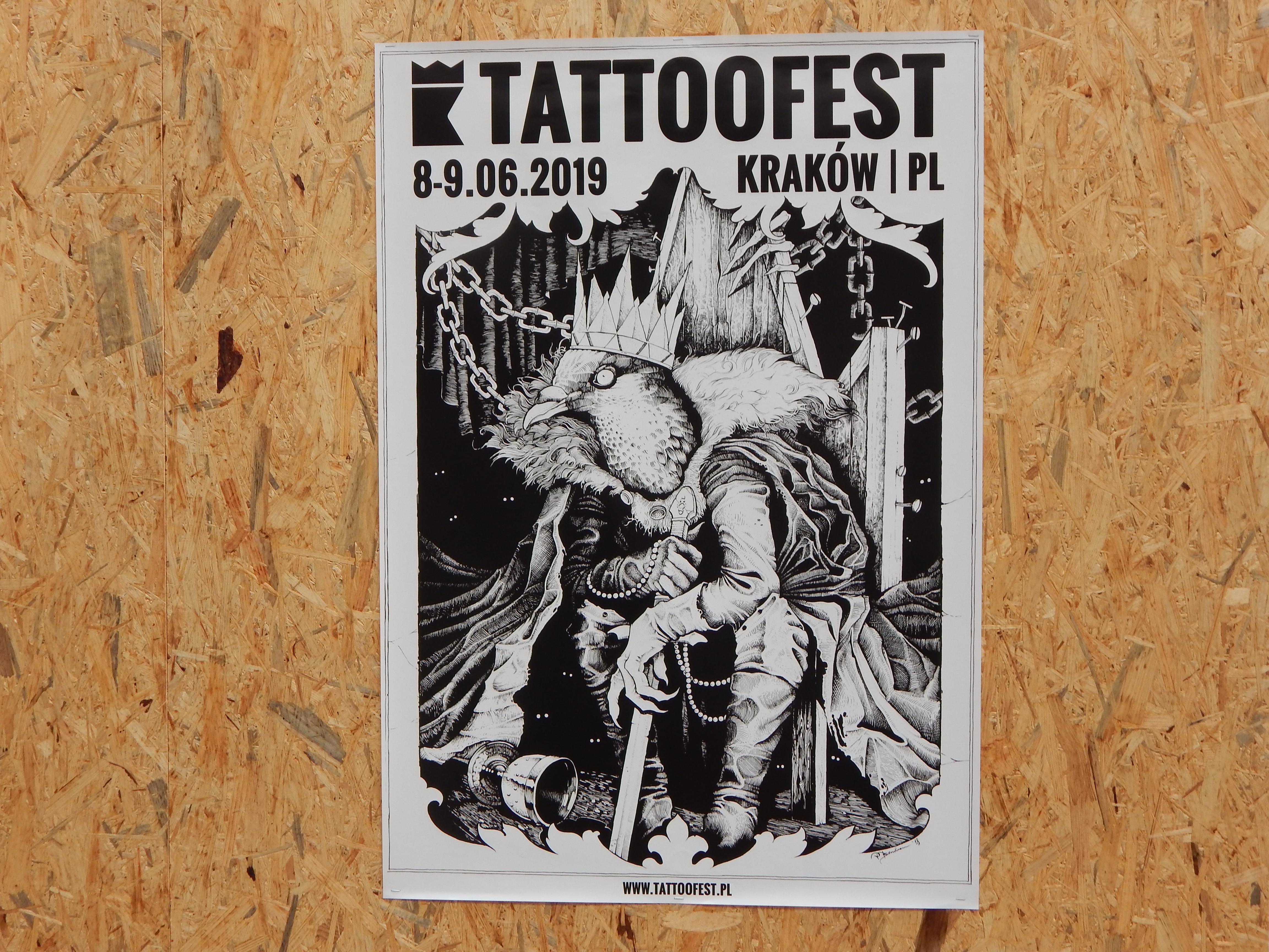 Tattoofest Convention Relacja F7krakow